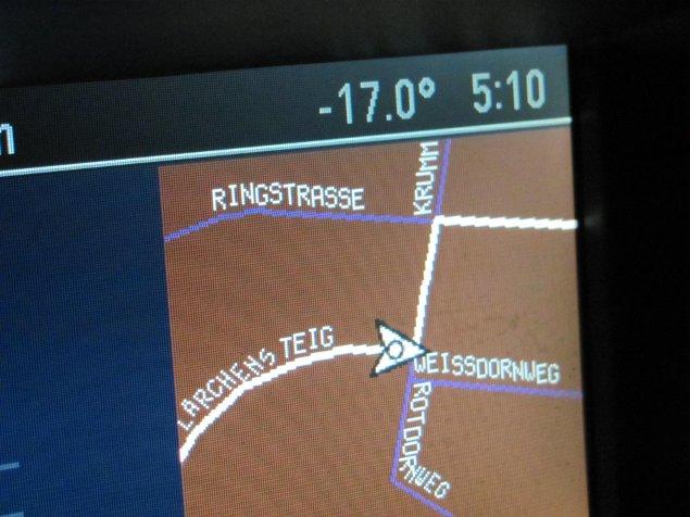 Kuschelige Kälte in Schildow, Quelle: Sash