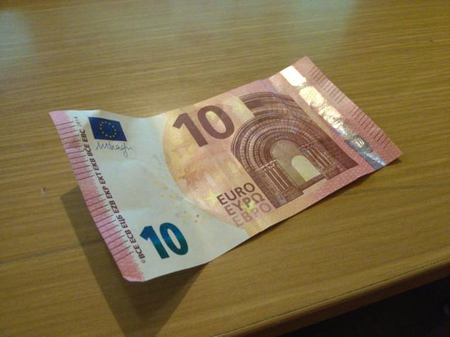 Geld (Symbolfoto), Quelle: Portemonnaie