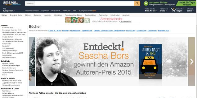 GNIT hat's geschafft! Dank Euch! Quelle: amazon.de