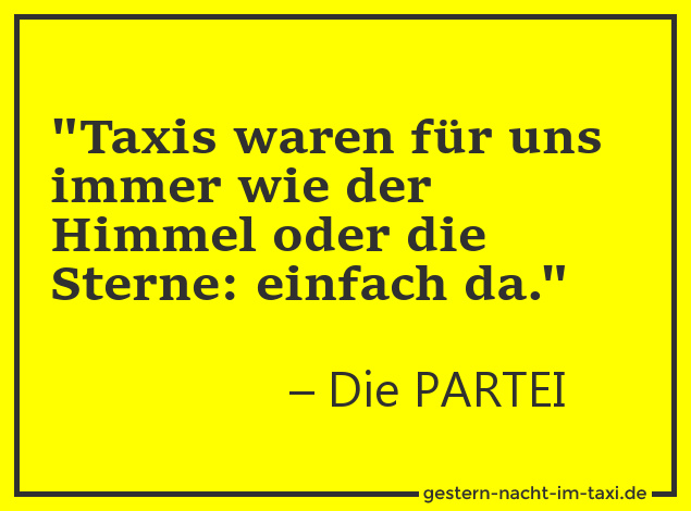 taxi-himmelpartei